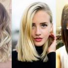Shoulder hairstyles 2016