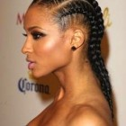 All hair braiding styles
