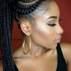 Braiding hairstyles gallery