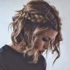 Braids for short thick hair