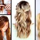 Cool hair braids for long hair