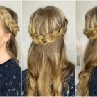Cute plait hairstyles