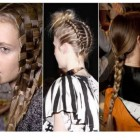 Different ways of plaiting hair