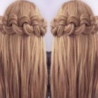 Easy cool braids