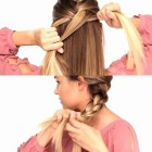 Easy ways to braid hair