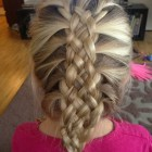 French braid styles