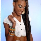 Latest hair braiding styles