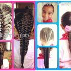 Plaits for girls