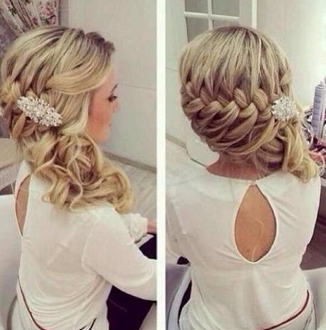 Plaits for long hair styles