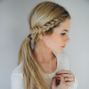 Quick easy braid hairstyles