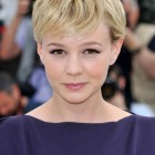 Short hair celebrities