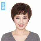 Short hair for female