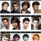 Styles of mens haircuts