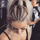 The braid hairstyle