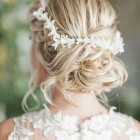 2018 bridal hairstyle