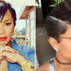 Black women short hair styles 2018