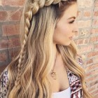 Braid prom hairstyles 2018