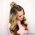 Hairstyles 2018 for school