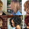 Latest short haircuts for women 2018
