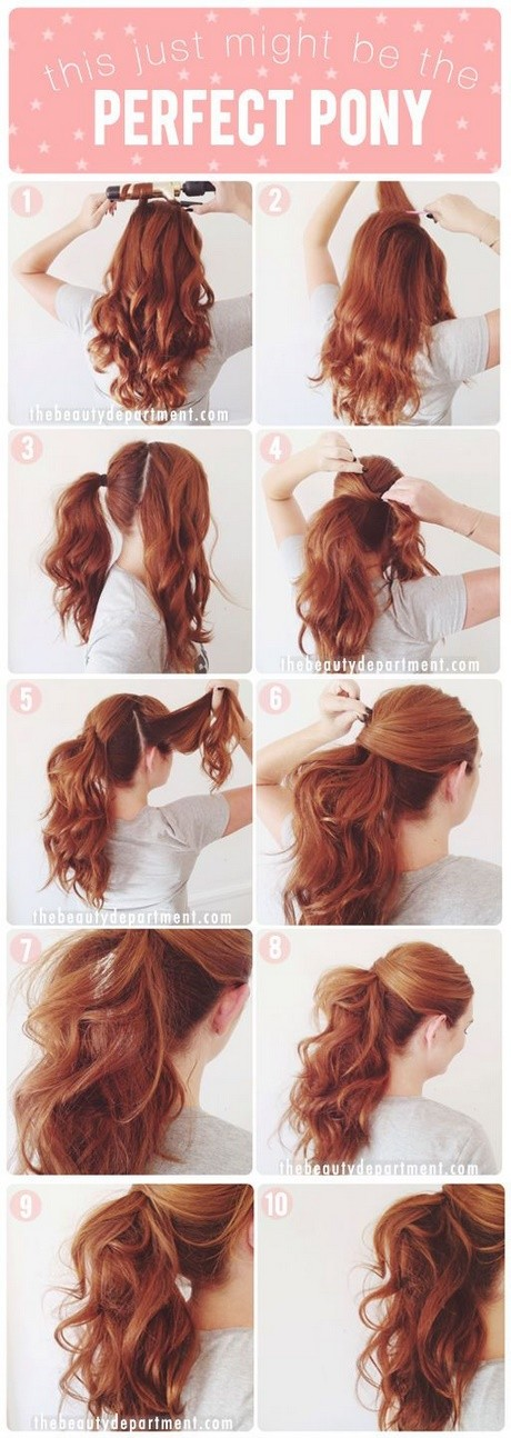 New hairstyles 2018 for girls easy
