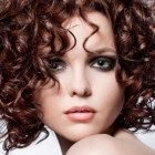 Short curly hairstyles for women 2018