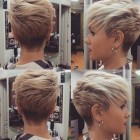 Short hairstyles for fine hair 2018