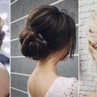 2018 hair updo trends