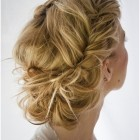 Braided prom hairstyles for long hair