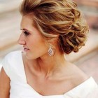 Classic updos for medium hair