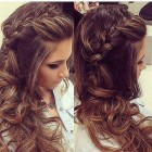 Curly hairstyles for prom long hair