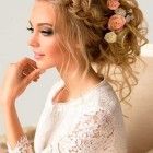 Cute bridesmaid hairstyles