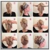 Easy evening hairstyles for long hair