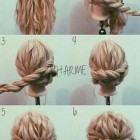 Easy pin ups for long hair