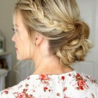 Formal bun hairstyles