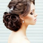 Full updo hairstyles