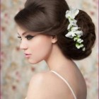 Hair style girl for wedding