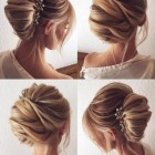 Hair up ideas