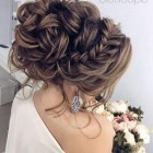 Hair up wedding hair