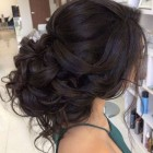 Loose updos for prom