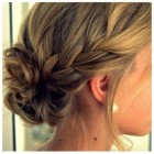 Medium bridesmaid hairstyles