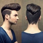 Mens stylish hair cut