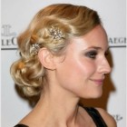 Party hairstyles updo