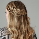 Prom hairstyles for medium hair