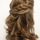 Prom updos for long hair 2018