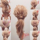 Simple elegant hairstyles