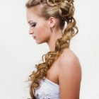 Unique prom hair