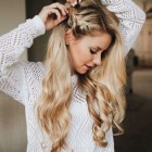 Updos for long hair 2018