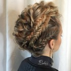 Updos for medium long hair