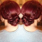 Updos for red hair