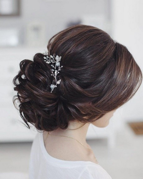 Upstyle hairstyles for weddings